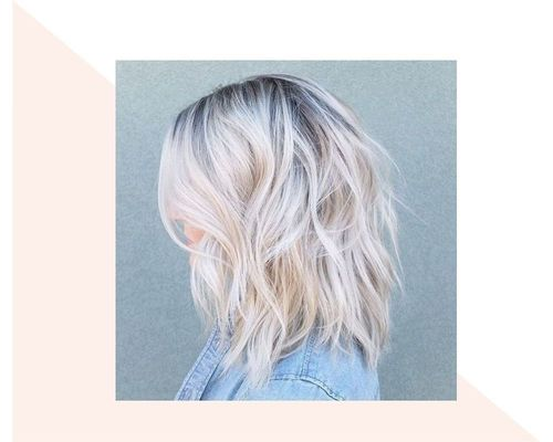 Dark Roots and Bleached Blonde