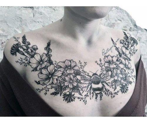 23_Breast_Tattoo_Designs