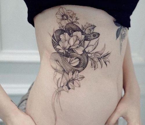 38_Breast_Tattoo_Designs