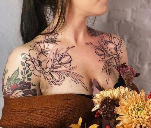 78_Breast_Tattoo_Designs
