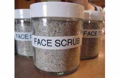 exfoliation scrub