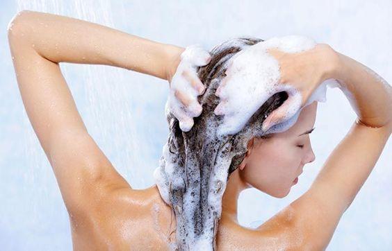 shampoo too often