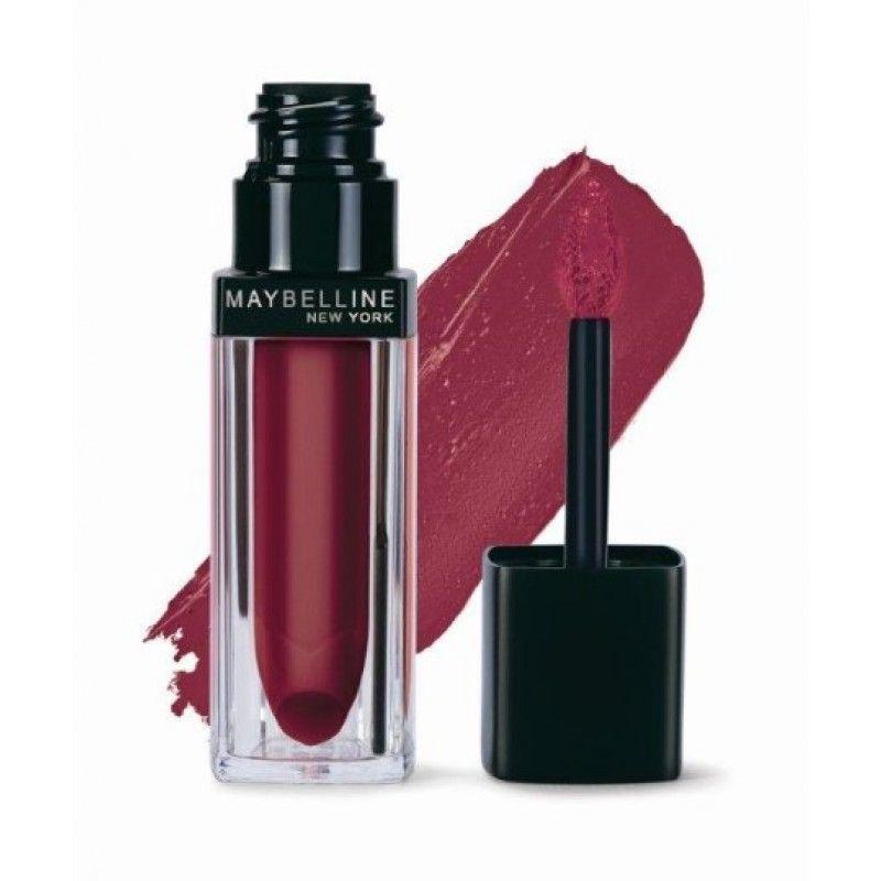 4 maybelline lipstick