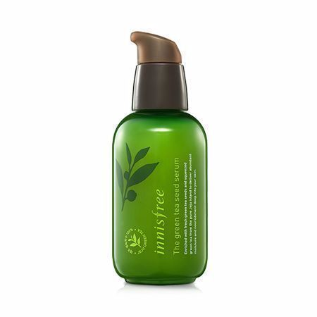 1- Innisfree Green Tea Seed Serum