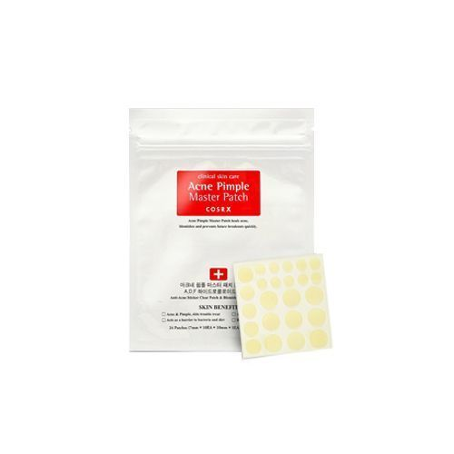 5- Cosrx Acne Pimple Master Patch