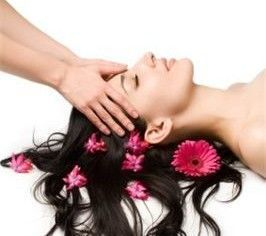 2 Scalp Massage
