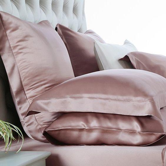 12- Silk Pillowcase