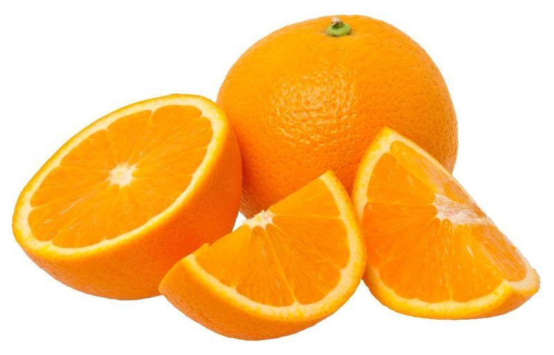 6- Oranges for anti-aging