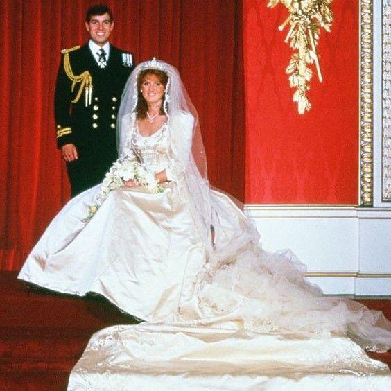 Duchess Sarah Fergusson- 1986