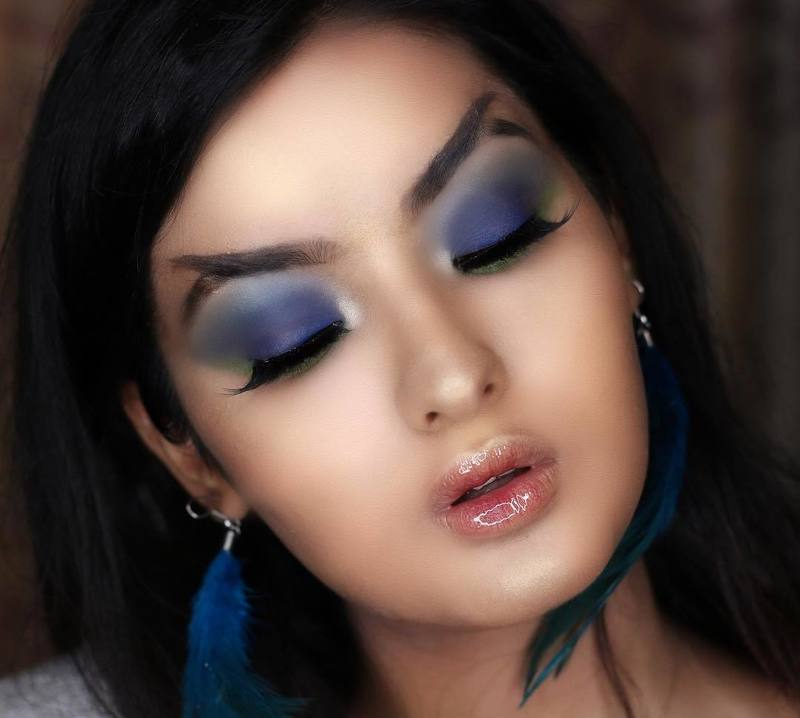 fishtail eyebrows 3