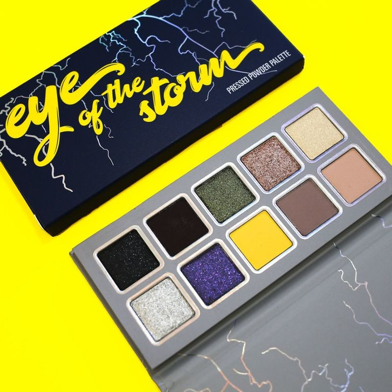 Eye of the Storm palette
