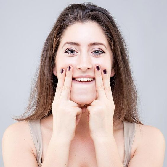 Perform Facial Exercises Which Target Anti-Aging