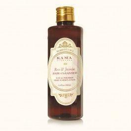 1 Kama Ayurveda rose and jasmine hair cleanser