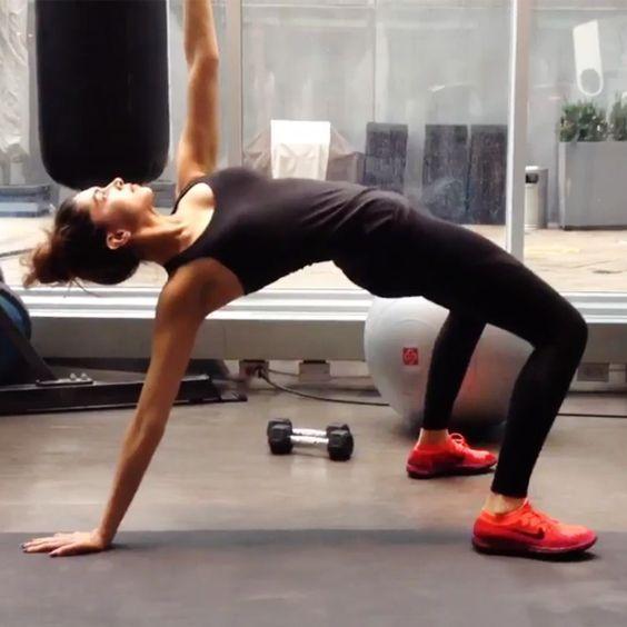Deepika Padukone's workout regime 2