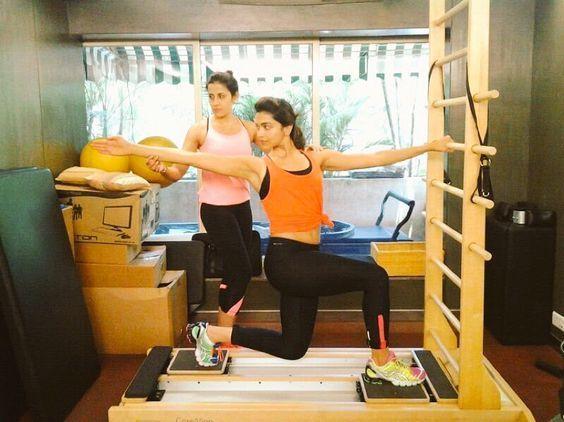 Deepika Padukone's workout regime 3