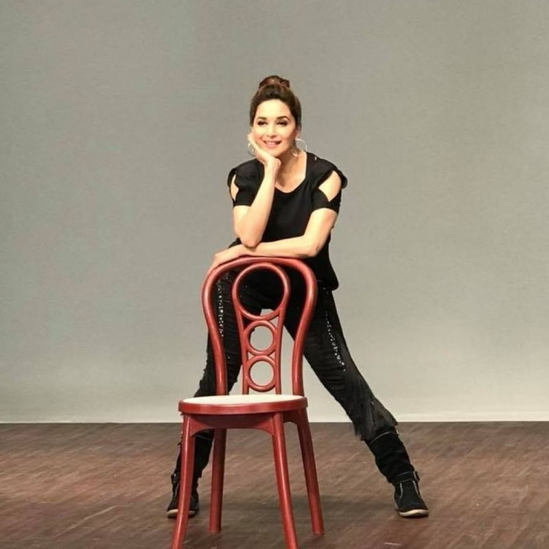 madhuri dance tutorial