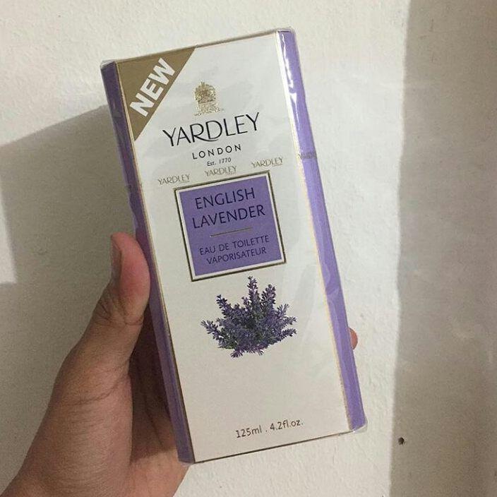 3- Yardley Morning Dew Eau de Toilette