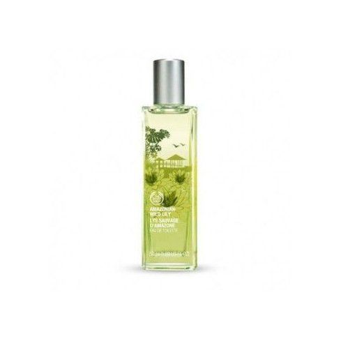 8- The Body Shop Amazonian Wild Lily Eau de Toilette