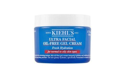 11- Kiehl's Ultra Facial Oil-Free Gel Cream