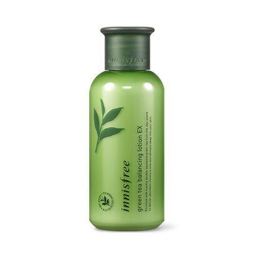 15- Innisfree green tea balancing lotion