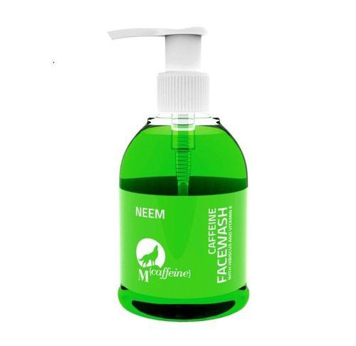 5- MCaffeine neem caffeine face wash
