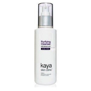 9- Kaya Acne Free Purifying Cleanser