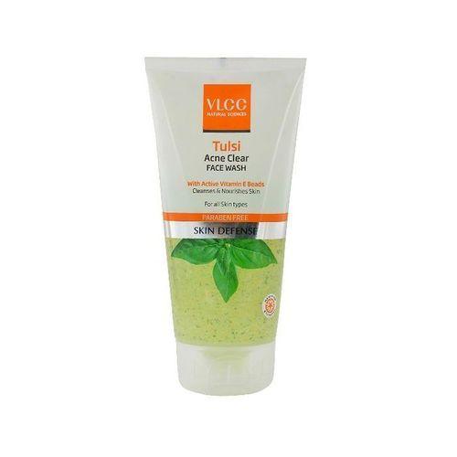 10- Vlcc tulsi acne clear face wash