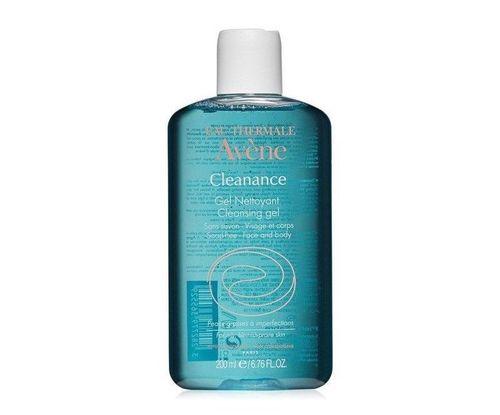 11- Avene cleanance gel