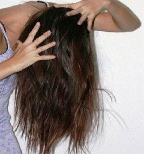 3- Treats Dry scalp