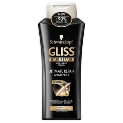 6) Shwarzkopf Gliss Ultimate Hair Repair Shampoo