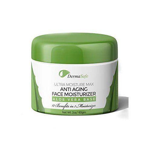 16) Derma safe Anti Aging Face Moisturiser