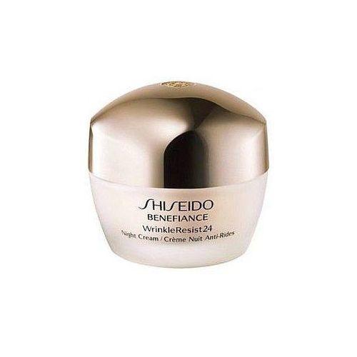 17) SHISEIDO Benefiance WrinkleResist24 Night Cream