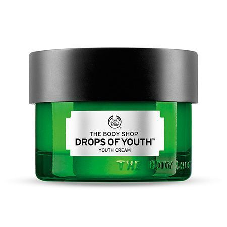 20) The Body Shop Drops Of Youth™ Youth Cream