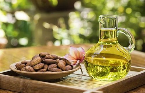 3- Almond oil