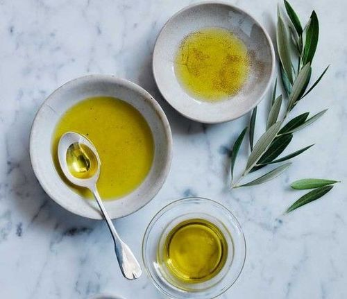 4- Olive oil