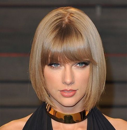 Bob_hairstyle_with_bluntCutBangs_taylor_swift