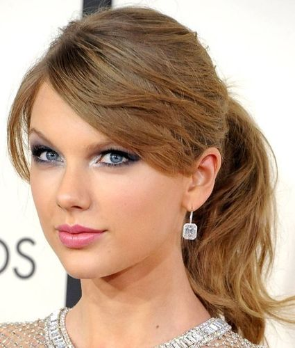 Ponytail_hairstyle_taylor_swift