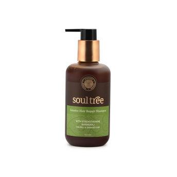 Soultree Licorice & Shikakai with strengthening Bhringraj Hair Repair Shampoo