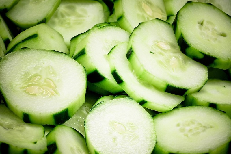 https://pixabay.com/en/cucumber-food-dish-2171935/