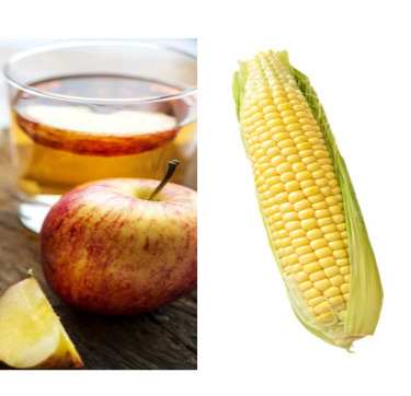 Corn-starch-and-apple-cider-vinegar