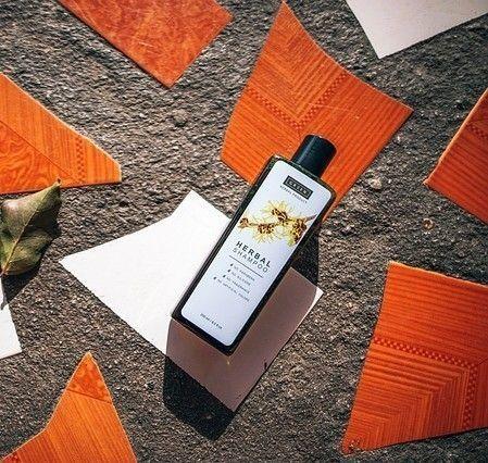 Mild-shampoo