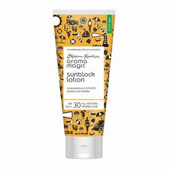 Aroma Magic Sunblock Lotion SPF30