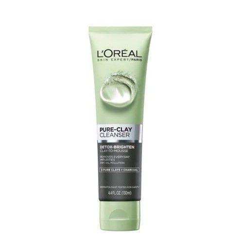 L'Oreal Pure Clay Cleanser Detox & Brighten