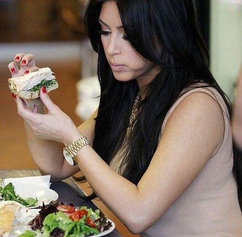 Kim Kardashian Diet-