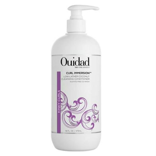 OUIDAD Curl Immersio Coconut Cleansing Conditioner