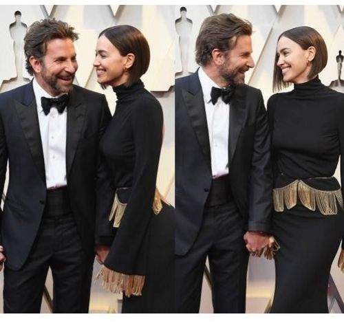 Bradley cooper and Irina Shaky