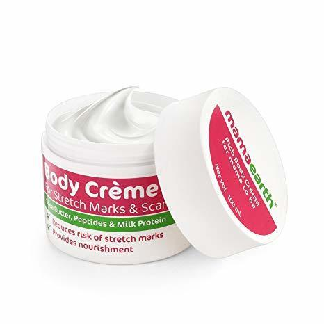 12 Best Stretch Mark Removal Creams And Oils In India