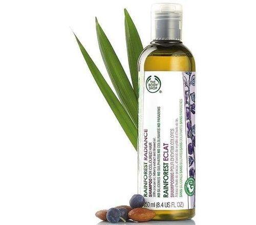 Bodyshop Rainforest Moisture Shampoo