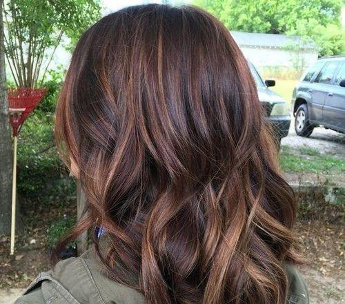 Medium Brown Hair Balayage