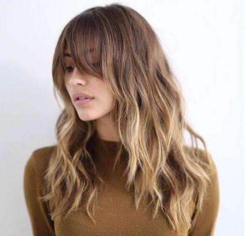 Bold-bangs-haircut-for-long-hair